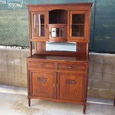 Antique Oak Secretary Desk With Hutch by Beautiful French Antique Solid Oak Hutch Sideboard Display Cabinet