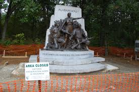 Alabama national parks images Alabama monument and new york state auxiliary monument updates jpg