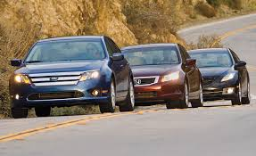 2010 ford fusion vs mazda 6 honda accord u2013 comparison test u2013 car