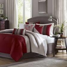 Queen Comforter On King Bed Buy 7 Piece Queen Comforter Set From Bed Bath U0026 Beyond