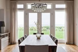 ladario sala da pranzo sala da pranzo cristallo ladario foto di nifty contemporaneo