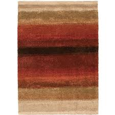 The Home Depot Area Rugs Orian Rugs Layers Rainbow 7 Ft 10 In X 10 Ft 10 In Area Rug