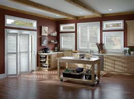 Kitchen Window Shutters Interior Dsc Window Fashions Quality Custom Window Coverings