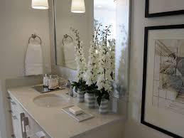 bathroom counter decorating ideas