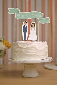 trending 20 wedding cake toppers we love