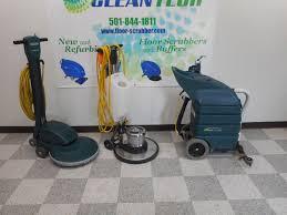 floor buffer package with vac cleantech maintenance llc