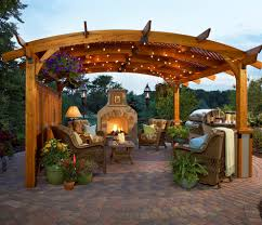 Diy Outdoor Fireplace Kits by Gazebo Fireplace Kits Furniture Decor Trend Diy Outdoor