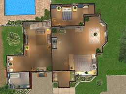 mod the sims 13 strawberry lane a two story house with two