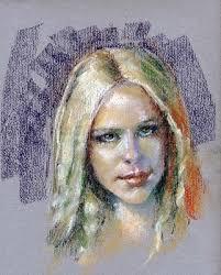 wc lee u0027s sketch book couple of soft pastel portrait sketches
