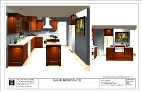 kitchen presentation sample