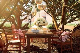 Outdoor Entertaining Spaces - george clooney john legend and other stars share their outdoor