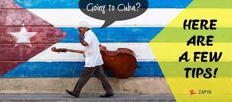 When To Travel To Cuba Going To Cuba Here Are A Few Tips U2013 Enjoy Zapya