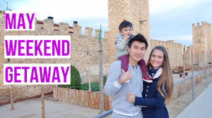 may weekend getaway with friends amwf family