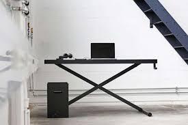 office furniture standing desk adjustable x table height adjustable desk minimalist furniture pinterest