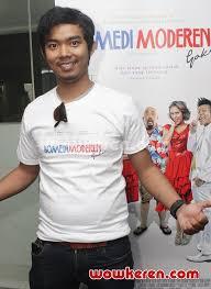 film komedi moderen gokil 3 foto dodit mulyanto hadir di media gathering film komedi moderen