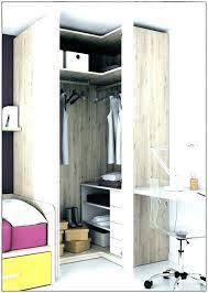 armoire angle chambre armoire d angle chambre commode d angle pour chambre meuble angle