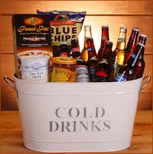 gift baskets online o bud gift basket send liquor craft ideas