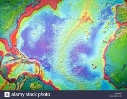 Map Of Tectonic Plates Tectonic Plates Map Stock Photos U0026 Tectonic Plates Map Stock
