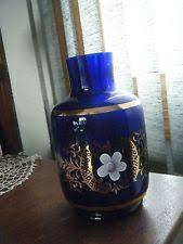 Antique Cobalt Blue Vases Cobalt Blue Vase Cobalt Ebay