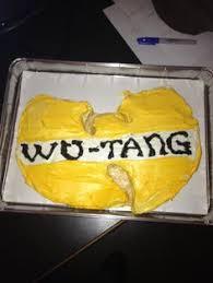 wu tang birthday card i made this pinterest wu tang