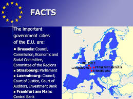 Council Of European Union History History And Development Of The European Union Ppt
