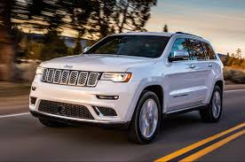 jeep kayak trailer 2017 jeep grand cherokee summit 6 things to know motor trend