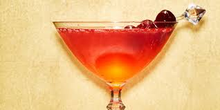 martini champagne rose cran royale recipe epicurious com