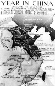Nanking China Map by U S Policy Changed At End Of 1937