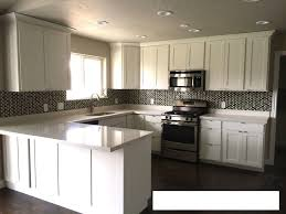 granite countertop ready made kitchen cabinets home depot stove