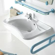 Mounted Bathroom Sinks Modern Wall Mount Bathroom Sinks Intended For Reasons To Buy Wall