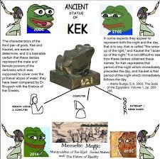 Kek Meme - what is the cult of kek uo r forums