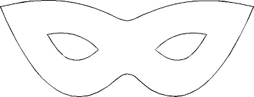 black and white mardi gras masks mask templates free clip free clip on