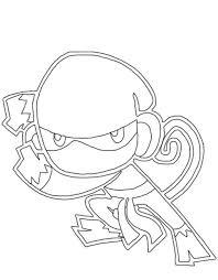 draw ninja coloring download u0026 print
