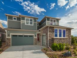 3 Car Garage Homes The Canyon Model U2013 3br 4ba Homes For Sale In Aurora Co U2013 Meritage