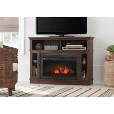 pleasant hearth dorsett 40 in freestanding electric fireplace tv