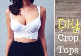 6 Diy Ways To Make by 6 Amazing Ways To Make Your Own Crop Tops Belletag