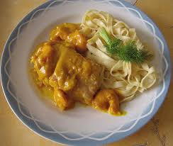 cuisiner lieu noir lieu noir aux crevettes mille et une recettes de colette