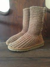 s knit boots size 12 uggs size 12 ebay