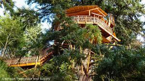 neskowin luxury treehouse swenson say fagét