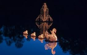 christmas light drive thrus the complete pilgrim religious