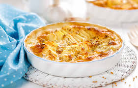 cuisine gratin dauphinois potato gratin dauphinois by archana s kitchen
