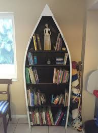 Boat Shelf Bookcase 15 Awesome Bookshelves And Bookcases
