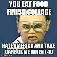 Kim Jong Il Meme - kim jong il y u no memes imgflip