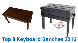 Yamaha Piano Bench Adjustable 8 Best Keyboard Benches 2016 Youtube