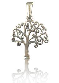 buy sterling silver tree of necklace israel catalog