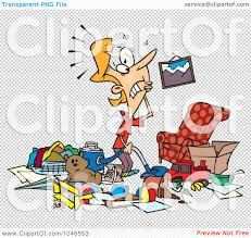 royalty free rf clip art illustration of a cartoon woman with a