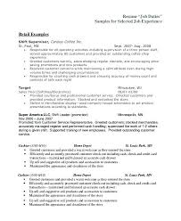 description of job duties for cashier here are resume for cashier cashier duties and responsibilities