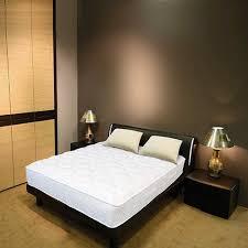 amazon com night therapy 13 inch euro top spring mattress u0026 bed