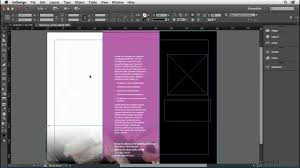 indesign tutorial in hindi creating a front and back cover with spine in indesign part 1