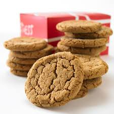 gift cookies molasses cookie gift box chewy cookies deer